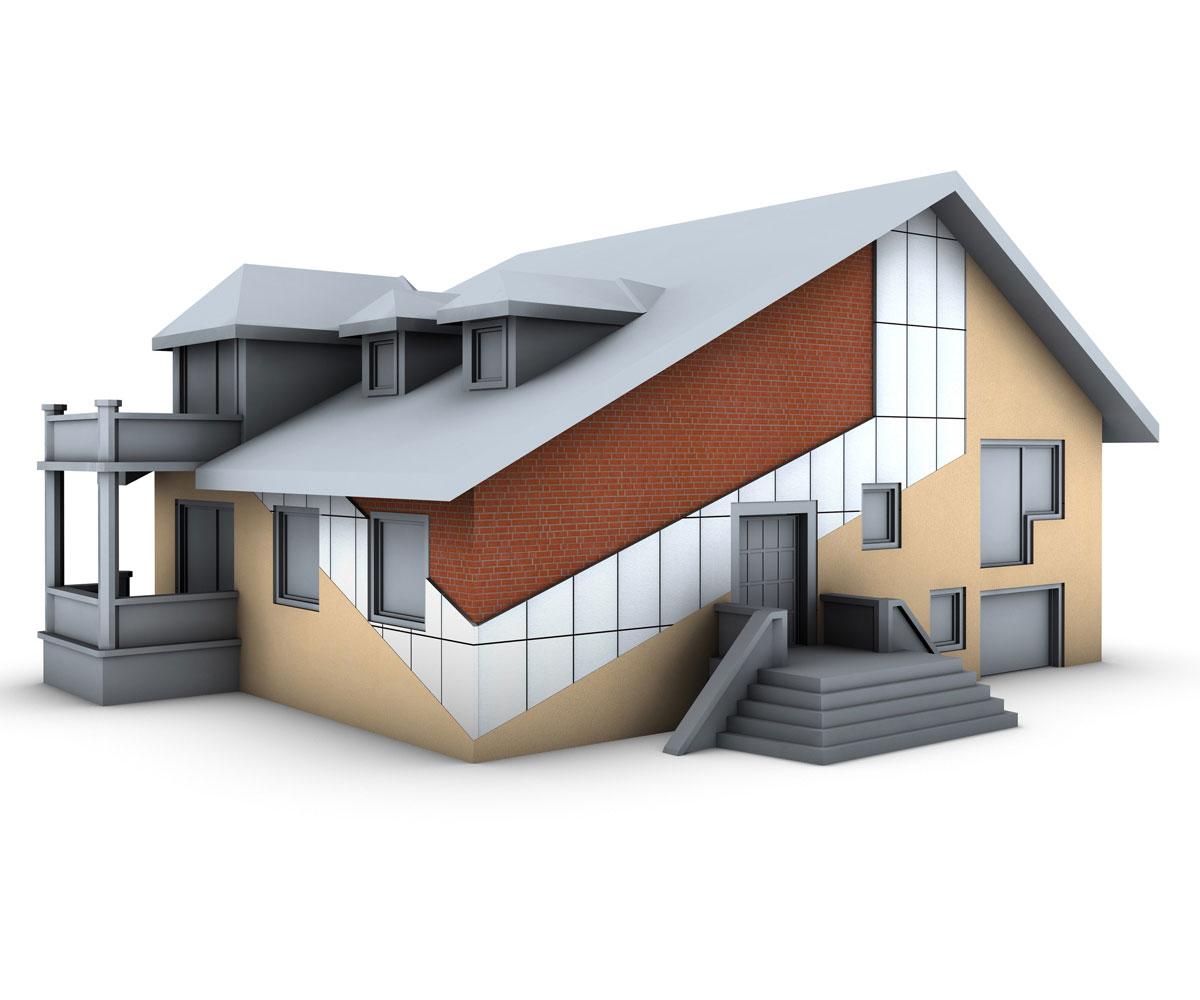 Izrada Fasade Kontours Tvrtka Za Građevinarsto